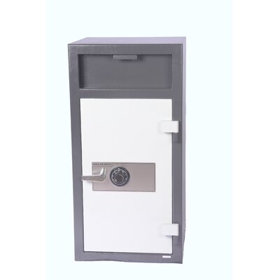 Combination Lock Depository Safe Product Image 45