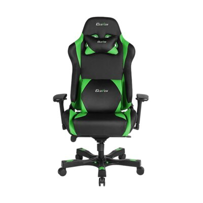 Premium Gaming and Computer Chair Color: Green