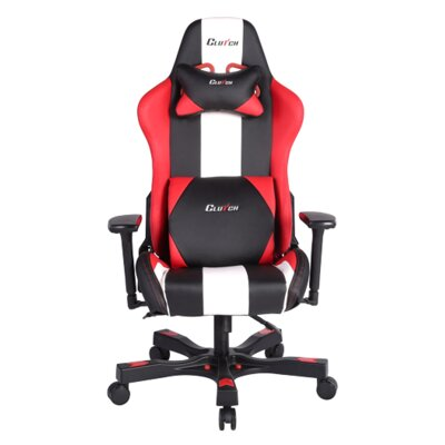 Premium Gaming and Computer Chair Color: Red