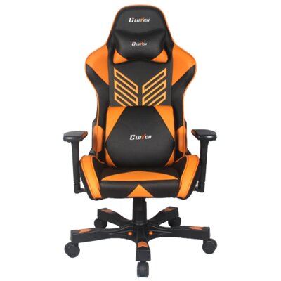 Premium Gaming and Computer Chair Color: Orange