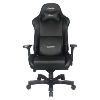 Premium Gaming and Computer Chair Color: Black