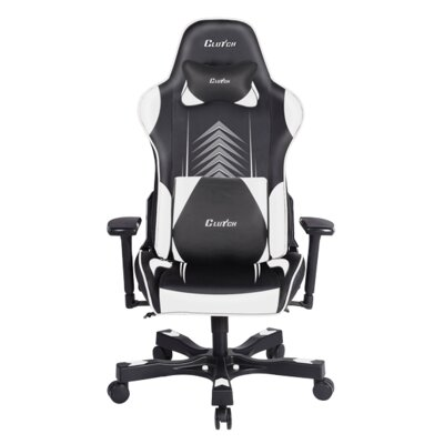 Premium Gaming and Computer Chair Color: White