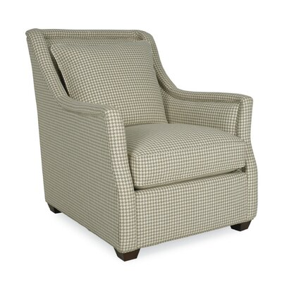 Marcoux Arm Chair Color: Bella Navy