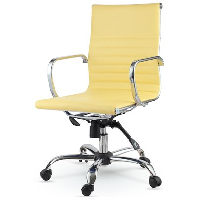 Desk Chair Color: Yellow