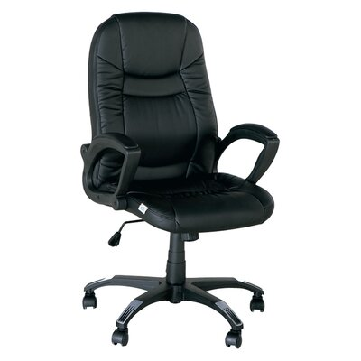 Leather Executive Chair LORD-2015-Black