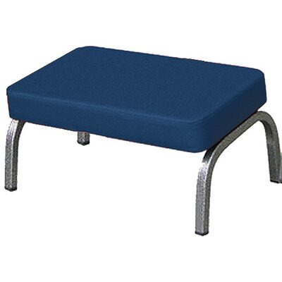 Not Hinged Kneeler for Model 300 (Set of 2) Upholstery Color: Navy