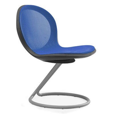 Net Round Base Chair (Set of 2) Color: Marine