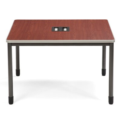 47.25 W Mesa Series Training Table Tabletop Finish: Cherry