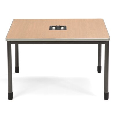 W Mesa Series Training Table Tabletop Product Photo