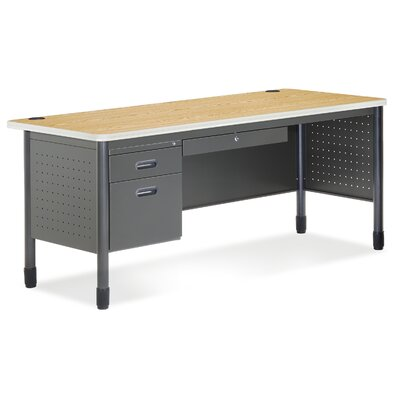 Series L Shaped Executive Desk Orientation Mesa Product Photo