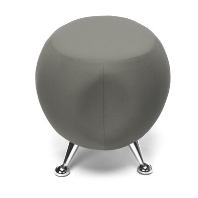 Jupiter Series 22 Bar Stool Upholstery: Gray