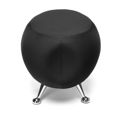 Jupiter Series 22 Bar Stool Upholstery: Black