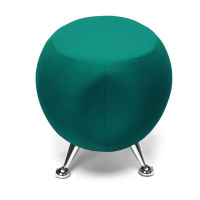 Jupiter Series 22 Bar Stool Upholstery: Green