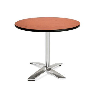 36 Round Folding Multi-Purpose Table Finish: Cherry