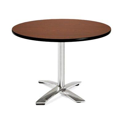42 Round Folding Multi-Purpose Table Finish: Mahogany