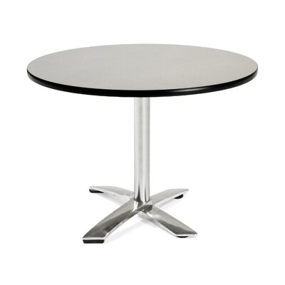 42 Round Folding Multi-Purpose Table Finish: Gray Nebula