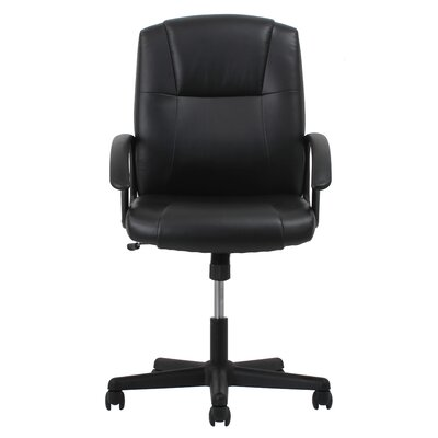 Essentials Ergonomic Leather Executive Chair