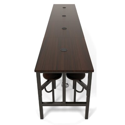 Rectangular L Conference Table Endure Product Picture 1135