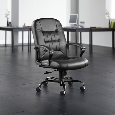 Big Tall High Back Leather Executive Chair Product Picture 4775