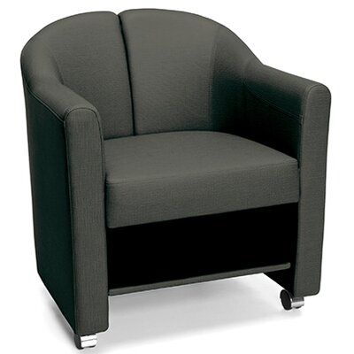 Club Guest Chair Color: Midnight Black
