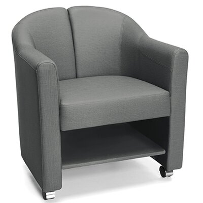 Club Guest Chair Color: Slate Dark Gray