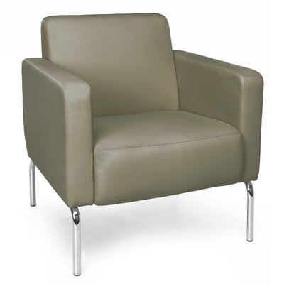 Triumph Series Lounge Chair Color: Taupe