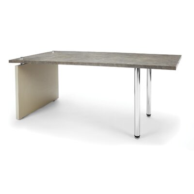 Profile Coffee Table Color/Base: Painted Screen/Silver