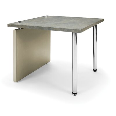 Profile End Table Finish / Base Color: Windswept Bronze/Brown