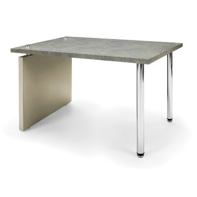 Profile Lamp Table Finish/Base: Painted Screen/Silver