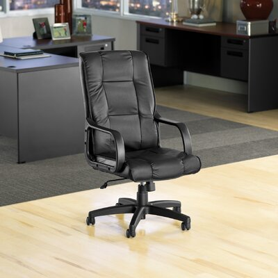 High-Back Leather Executive / Conference Chair with Arms Product Photo 1601