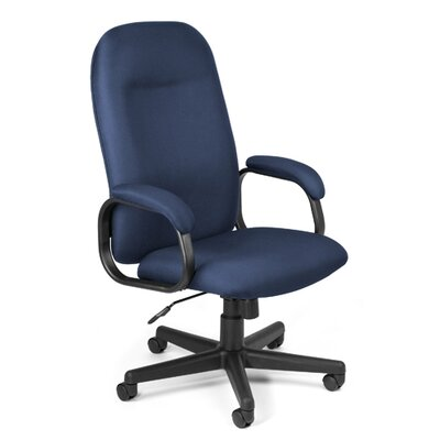 OFM High-Back Executive Chair - Finish: Navy at Sears.com