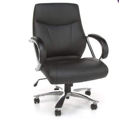 Avenger Series High Back Leather Executive Chair Upholstery Product Picture 6368