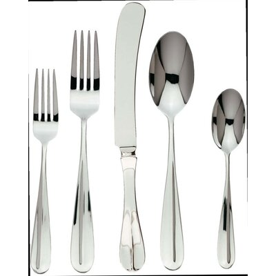 Stainless Steel Patriot 5 Piece Place Setting
