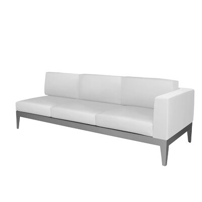 South Beach Right Arm Sectional Piece with Cushions