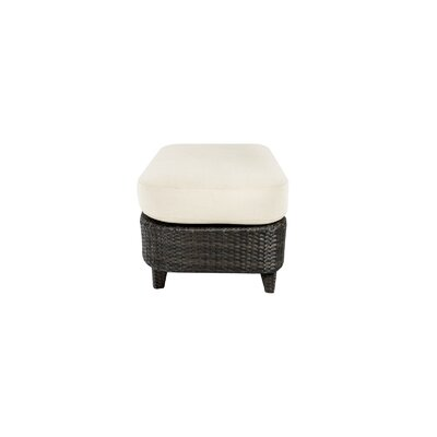 Aylor Large Ottoman with Cushion