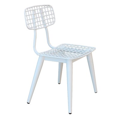 Alexus White Dining Side Chair