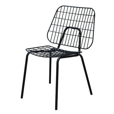 Alexus Aluminum Dining Side Chair