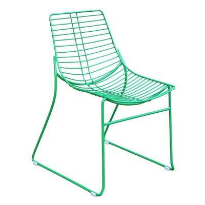Alexus Light Green Dining Side Chair