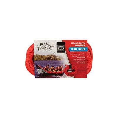 Image of Full Throttle Heavy Duty Tow Water Tube (R445RED99)