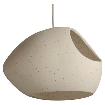 Newmanstown Double Cut Pendant Perforation Pattern: Dots