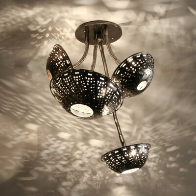 Steamlight Semi Flush Mount