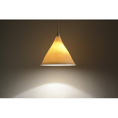 Newmanstown Gramophone 1-Light Mini Pendant