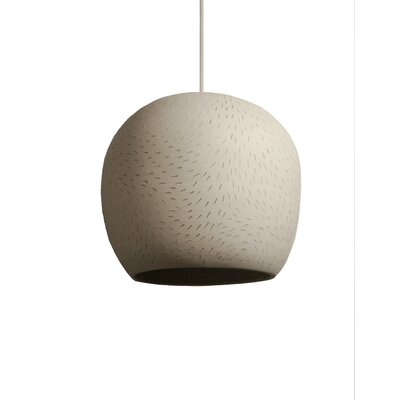 Claylight 1-Light Mini Pendant