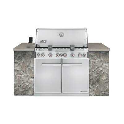 Weber Summit® S-660™ Natural Gas Grill