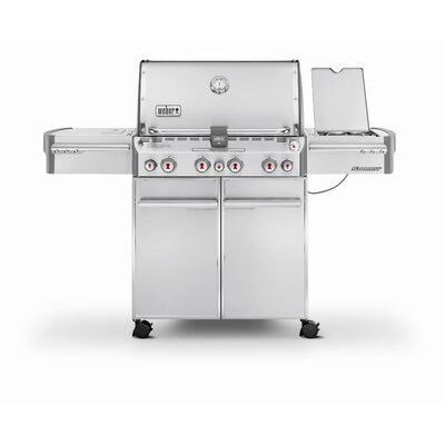 Weber Summit S-470 Gas Grill 7270001