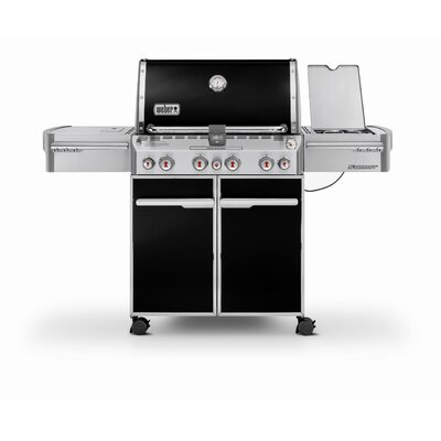 Weber Summit E-470 Gas Grill 7171001
