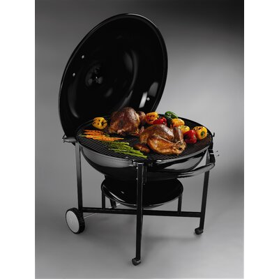 """Weber 28"""" Ranch Kettle Charcoal Grill 60020"""