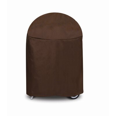 Kettle or Portable Cover Fabric: Chocolate Brown