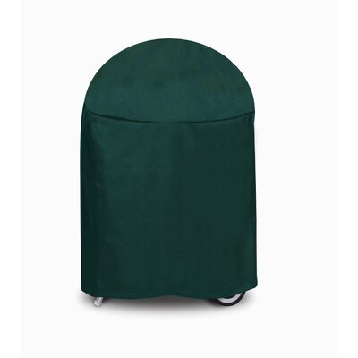 Kettle or Portable Cover Fabric: Hunter Green