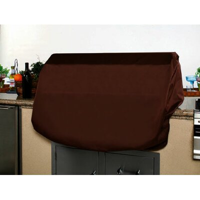 "Two Dogs Designs Grill Top Cover - Size: 44"", Fabric: Chocolate Brown at Sears.com"